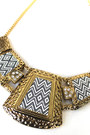 Boho-necklace