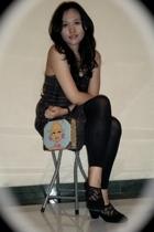 look at my Vintage Square Bag!