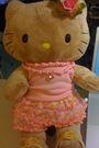 Pink-build-a-bear-top-yellow-build-a-bear-skirt-brown-buil-a-bear-accessorie