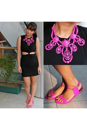 lacquer necklace accessories