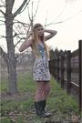 Free-people-dress-frye-boots-ra-creations-accessories