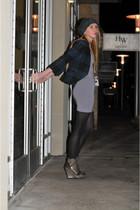 Elizabeth & James blazer - American Apparel dress - Camilla Skovgaard shoes - Ga