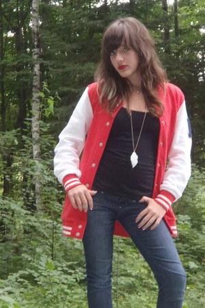 accessories - jeans - jacket
