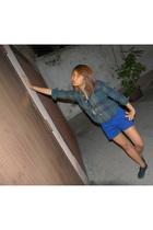 AAspesi shirt - Bershka shorts