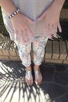 light pink Michael Kors jeans