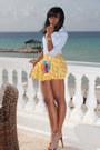 H-m-shirt-forever-21-skirt-aldo-heels