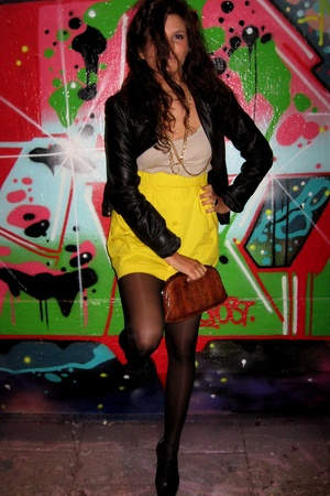 Filippa K top - H&M dress