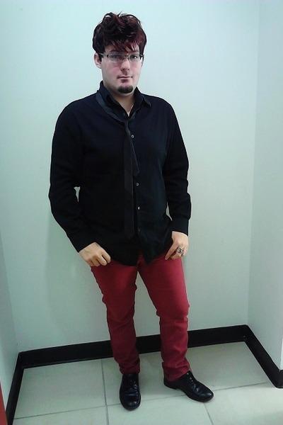Avenue ring - Carbon jeans