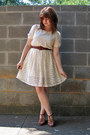 Ivory-forever-21-dress-tawny-sandals-forever-21-wedges