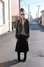 Black-dolce-vita-boots-puce-james-perse-cardigan