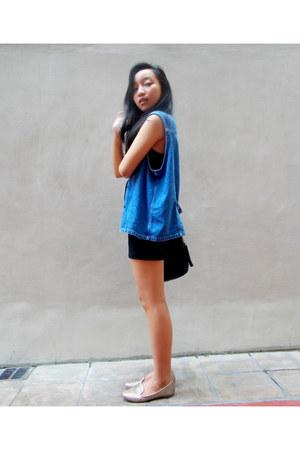 black Bayo blouse