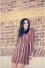 Afrikan-print-dress