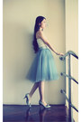 Cream-embroidered-lagunamoon-top-teal-tulle-alexandra-grecco-skirt