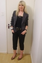 FE blazer - Edgars - Space station belt - F E shoes
