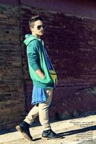 cotton Pepe Jeans jeans - cotton clockhouse jacket - plastic Tagger bag