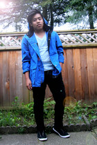 H&M jeans - raincoat Old Navy jacket