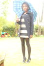Beige-h-m-dress-black-dorothy-perkins-shoes-black-tesco-tights-blue-george