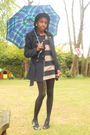 Beige-h-m-dress-black-dorothy-perkins-shoes-black-tesco-tights-blue-george