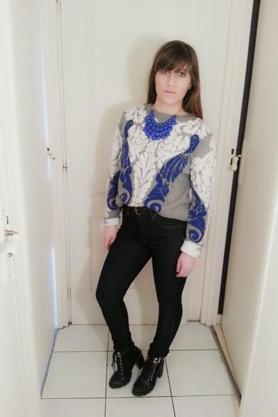 Sheinsidecom sweater