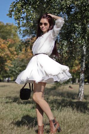 lace H&M dress
