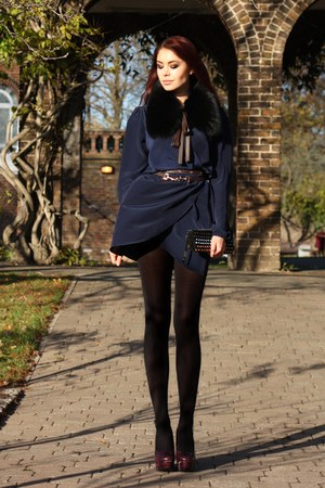 navy InLoveWithFashioncom dress
