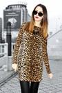 Camel-leopard-print-lulus-dress