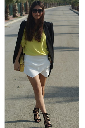 shorts - heels