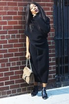 sam edelman boots - Acne Studios sweater - Gucci bag