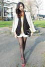 Silver-tweed-warehouse-jacket-black-boyfriend-forever21-blazer