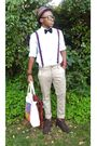 Urban-outfitters-hat-vintage-tie-red-blue-suspenders-accessories-topman-pa