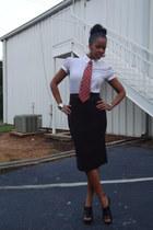 skirt - tie