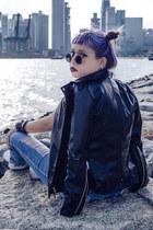 style moi jacket - YRU wedges