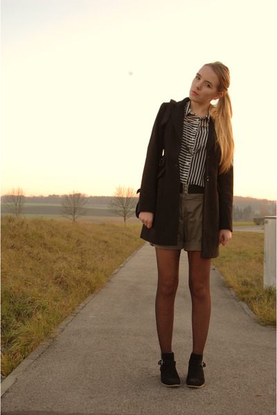 studded Primark boots