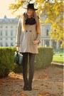 H-m-coat-black-h-m-hat-vintage-bag