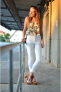 Wood-zign-shoes-white-h-m-jeans-cropped-cocnut-eight-2-nine-shirt