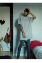 Zara dress - Zara - H&M hat