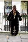 Chelsea-new-look-boots-vintage-coat-fluffy-h-m-sweater-maxi-primark-skirt