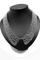 silver chain unbranded necklace