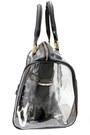 Black-jelly-unbranded-bag
