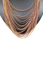 Bronze Unbranded Necklaces