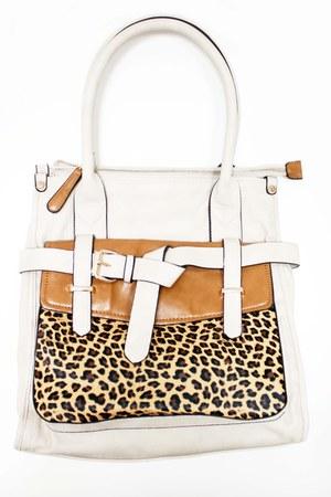 leopard print unbranded bag