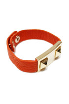 Carrot-orange-gold-nugget-unbranded-bracelet
