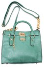 Aquamarine-tote-unbranded-bag