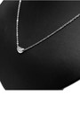 Silver-bean-necklace-unbranded-necklace