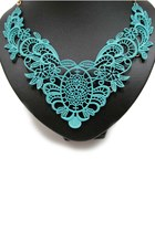 Turquoise Blue Unbranded Necklaces