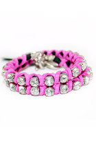 hot pink unbranded bracelet