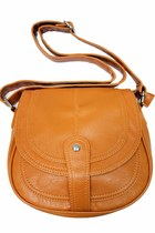 Tawny-brown-satchel-unbranded-bag