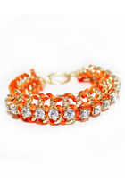 carrot orange unbranded bracelet