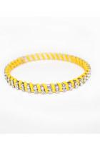 Yellow-unbranded-bracelet