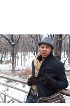 brixton hat - Flippia K jacket - G-Star jacket - Reiss gloves - Dallas Vegas acc